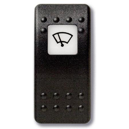Mastervolt Bedieningsknop Ruitenwisser met oplichtend symbool