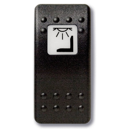 Mastervolt Bedieningsknop Cabineverlichting met oplichtend symbool