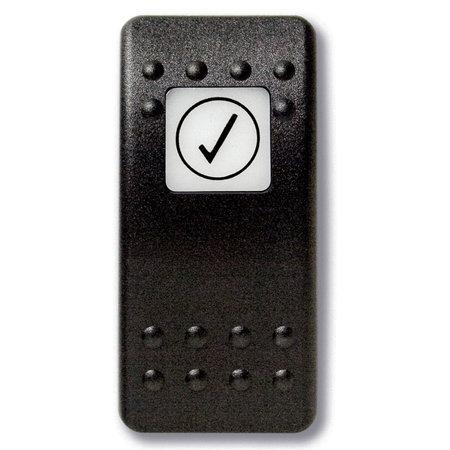 Mastervolt Bedieningsknop Check met oplichtend symbool