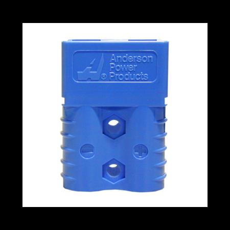 Anderson SB 120 connector blauw - 25mm2