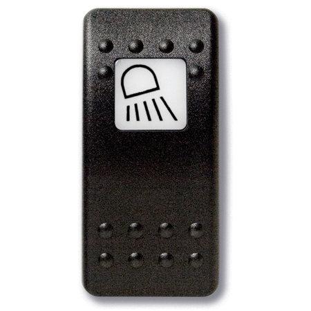 Mastervolt Bedieningsknop Werklamp (versie B) met oplichtend symbool