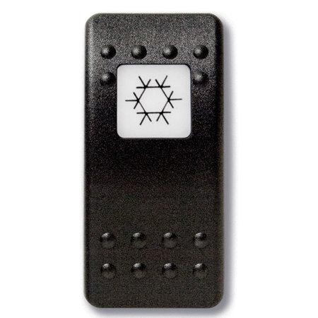 Mastervolt Bedieningsknop Airconditioning met oplichtend symbool