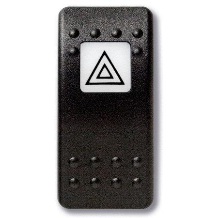 Mastervolt Bedieningsknop Waarschuwing Elektrische Kabels met oplichtend symbool