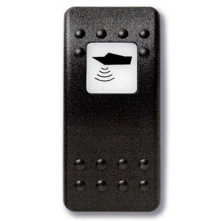 Mastervolt Bedieningsknop Dieptemeter met oplichtend symbool