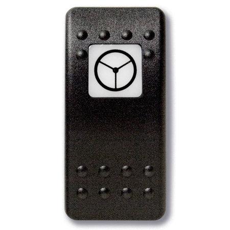 Mastervolt Bedieningsknop Aanvullende Besturing met oplichtend symbool