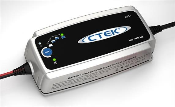 CTEK Auto accu druppellader 12 V 7 A