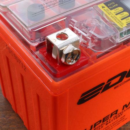 Edge Super MF Accu YTX9-BS Intelligent-Gel (15 x 8,7 x 10,5 cm)