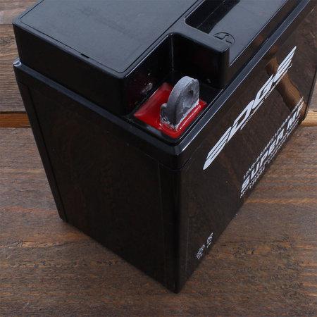 Edge Super MF Accu 12N9-BS (MF) YB9B 12V 9Ah - Gel (13,6 x 7,5 x 13,5 cm)