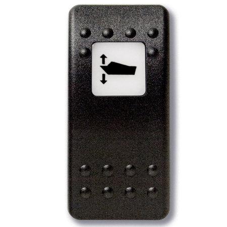 Mastervolt Bedieningsknop Trim (versie A) met oplichtend symbool