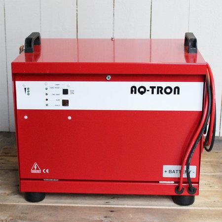 AQ-TRON AQ24T100 Acculader 24V 100A Wa - 3 fase