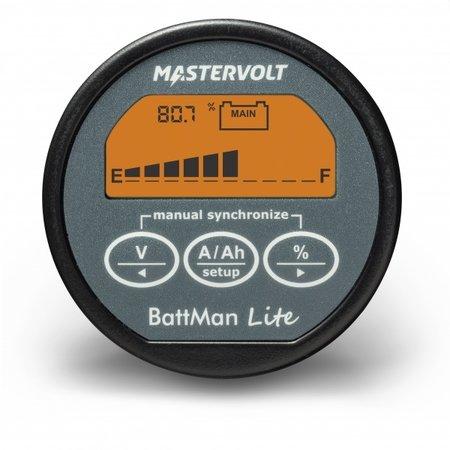 Mastervolt Accumonitor BattMan Lite - 12/24 V DC