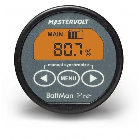 Mastervolt Accumonitor BattMan Pro - 12/24 V DC