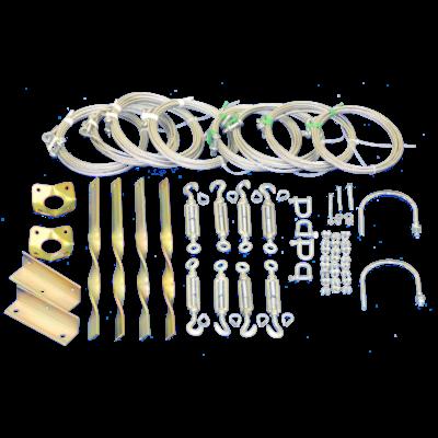 Rutland Kabelset voor paalmontage Rutland 913, FM910-3, 914i en FM910-4