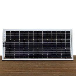 Solara Zonnepaneel S450M36 Vision 110Wp Glas/Glas - 1250x558x35mm
