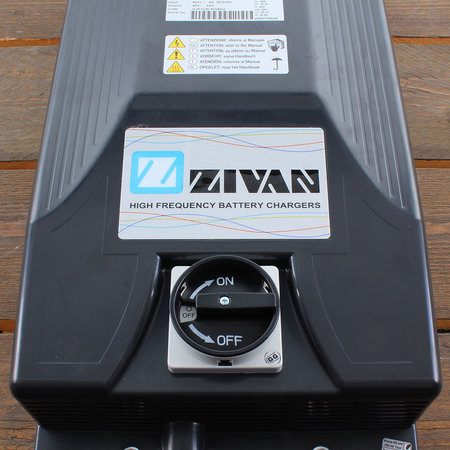 Zivan NG5 Hoogfrequent Acculader 48V 95A CAN-Bus