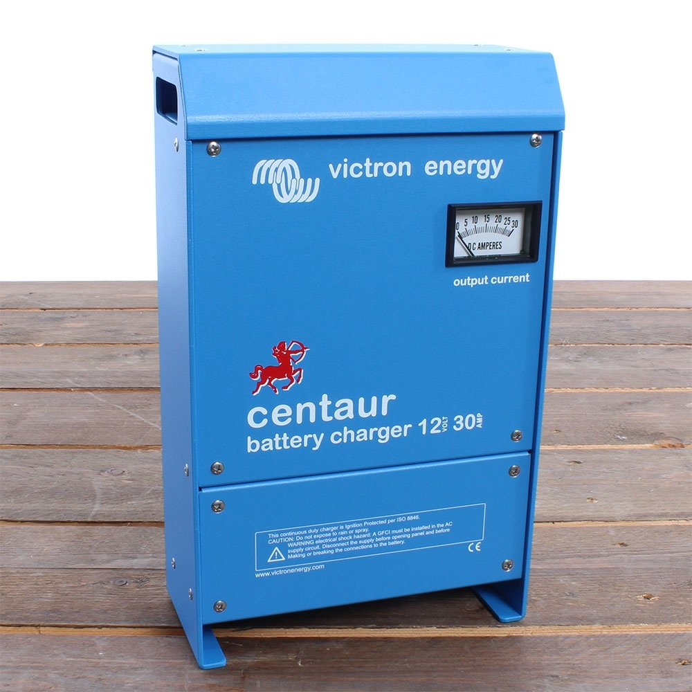 Victron Energy Centaur 20-30 Loodaccu-lader
