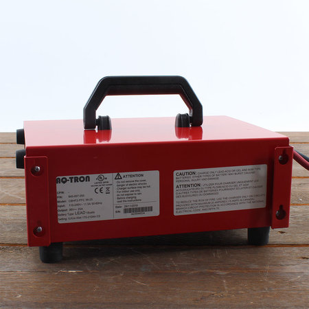 AQ-TRON Hoogfrequent Acculader 12-48V 15-30A