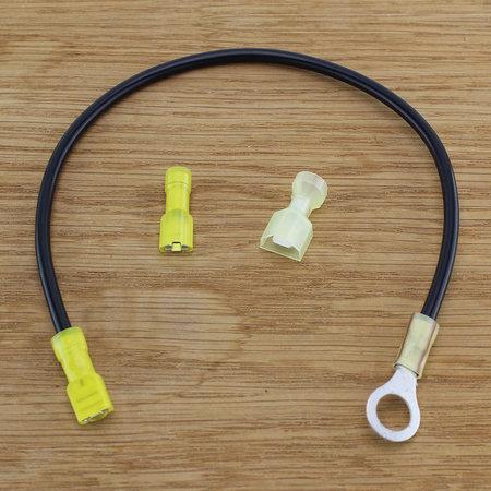 AQ-TRON Adapter/ Kabel voor 48 V Club Car