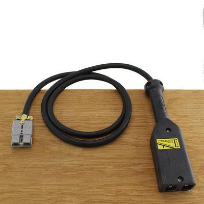 AQ-TRON Adapter/ kabel voor 36 V E-Z-GO