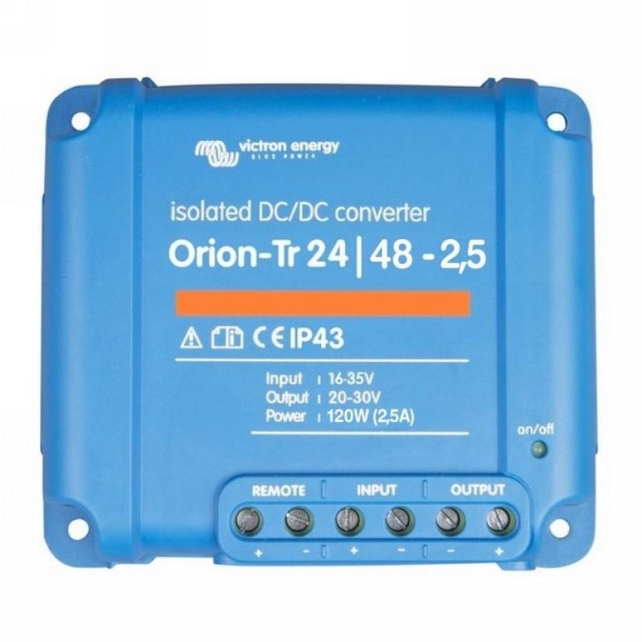 Orion-Tr 24-48-2,5A (120W) Geïsoleerd