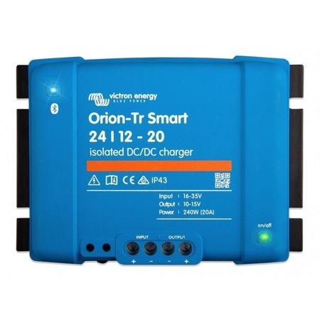 Victron Orion-Tr Smart 24/12-20A (240W) Geïsoleerd