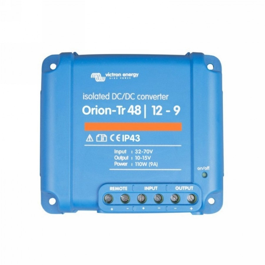 DC-DC-converter Victron Energy Orion-Tr 48-12-9A 12 V-12.5 A