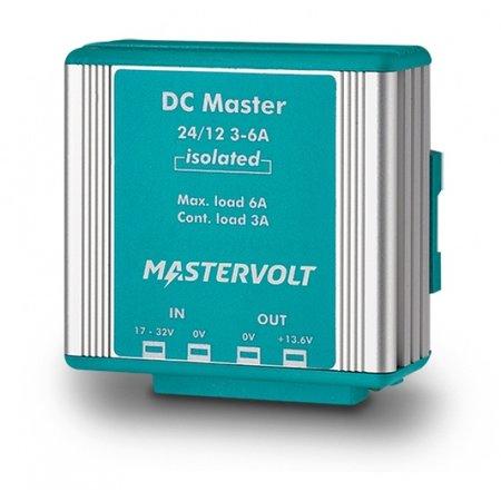Mastervolt DC Master 24/12-3 - Galvanisch geïsoleerd