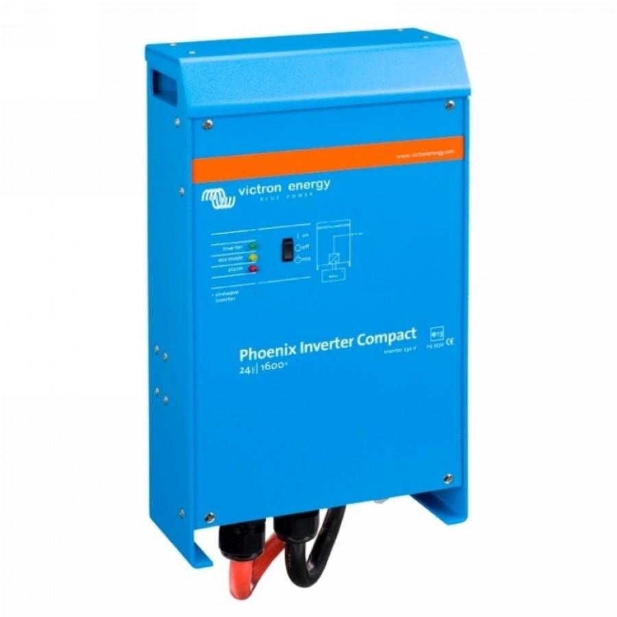 Victron Energy Omvormer 1600 VA 24 V-DC 230 V-AC