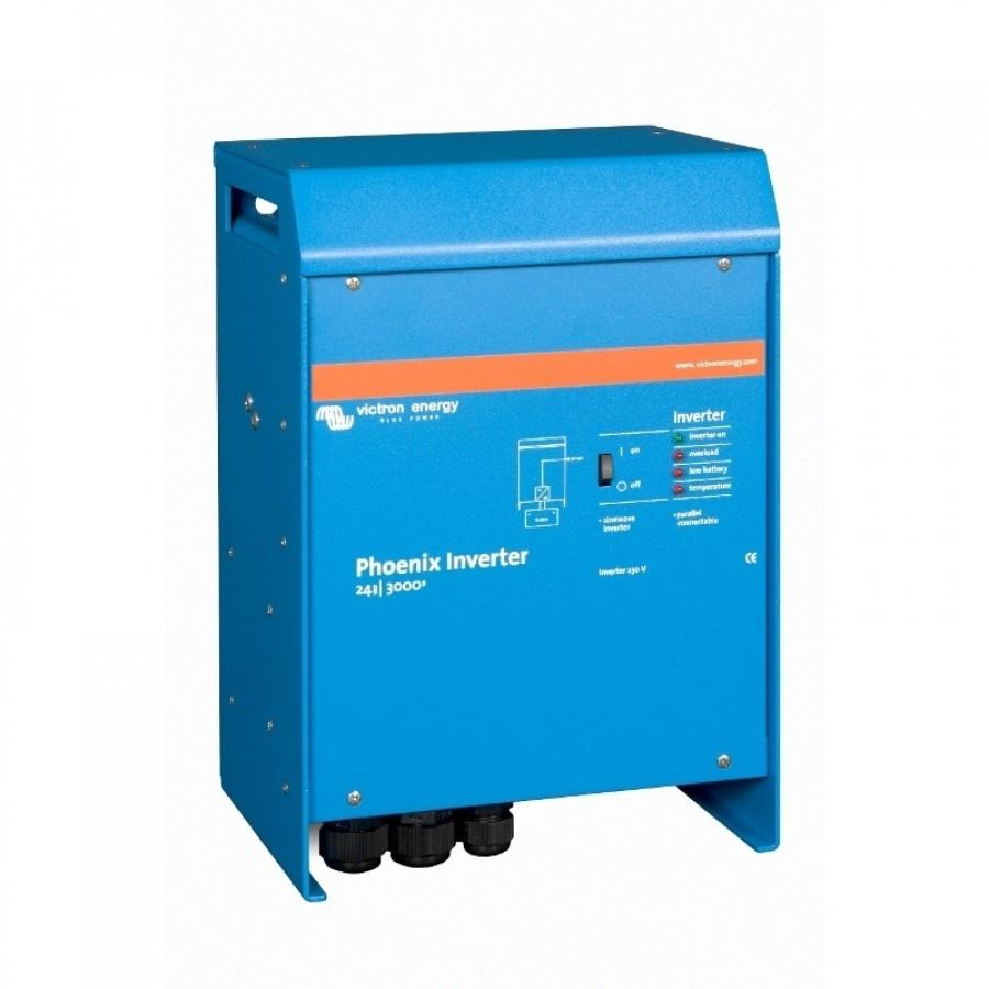 Victron Energy Omvormer 3000 VA 24 V-DC -