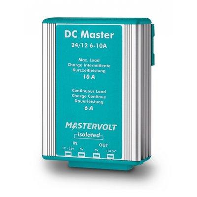 Mastervolt DC Master 24/12-6 - Galvanisch geïsoleerd