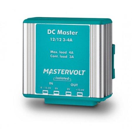 Mastervolt DC Master 12/12-3 - Galvanisch geïsoleerd