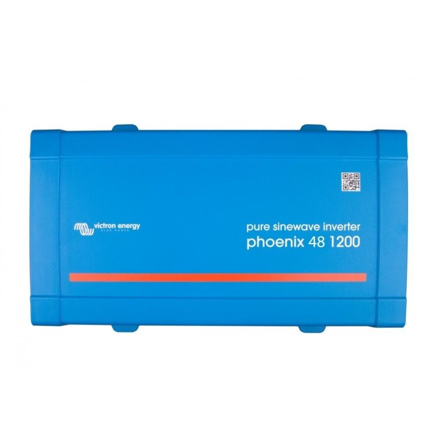 Victron Energy Omvormer 1200 VA 48 V-DC -