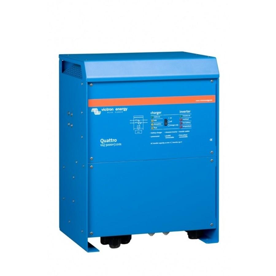 Victron Energy Omvormer Quattro 5000 W 230 V-AC
