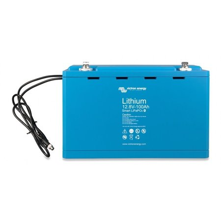 Victron Lithium Accu 12,8V/100Ah - Smart - LiFePO4