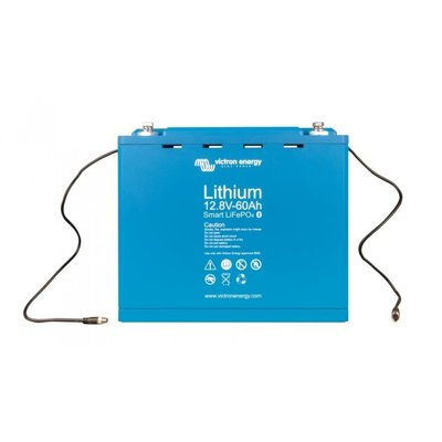 Victron Lithium Accu 12,8V/60Ah - Smart