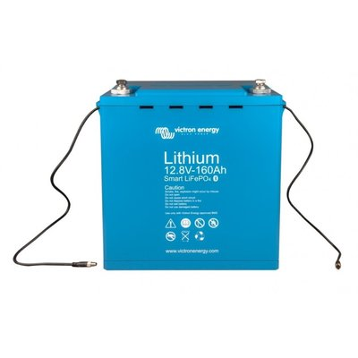 Victron Lithium Accu 12,8V/160Ah - Smart