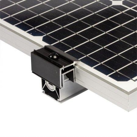 Solar Construct Set A - Montageset Zwart