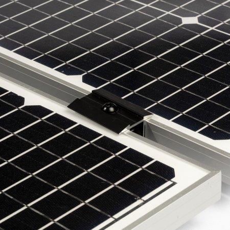 Solar Construct Set B - Montage Uitbreidingsset Zwart