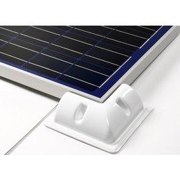 TopSolar Solar Montagehoeken Wit - 4 stuks