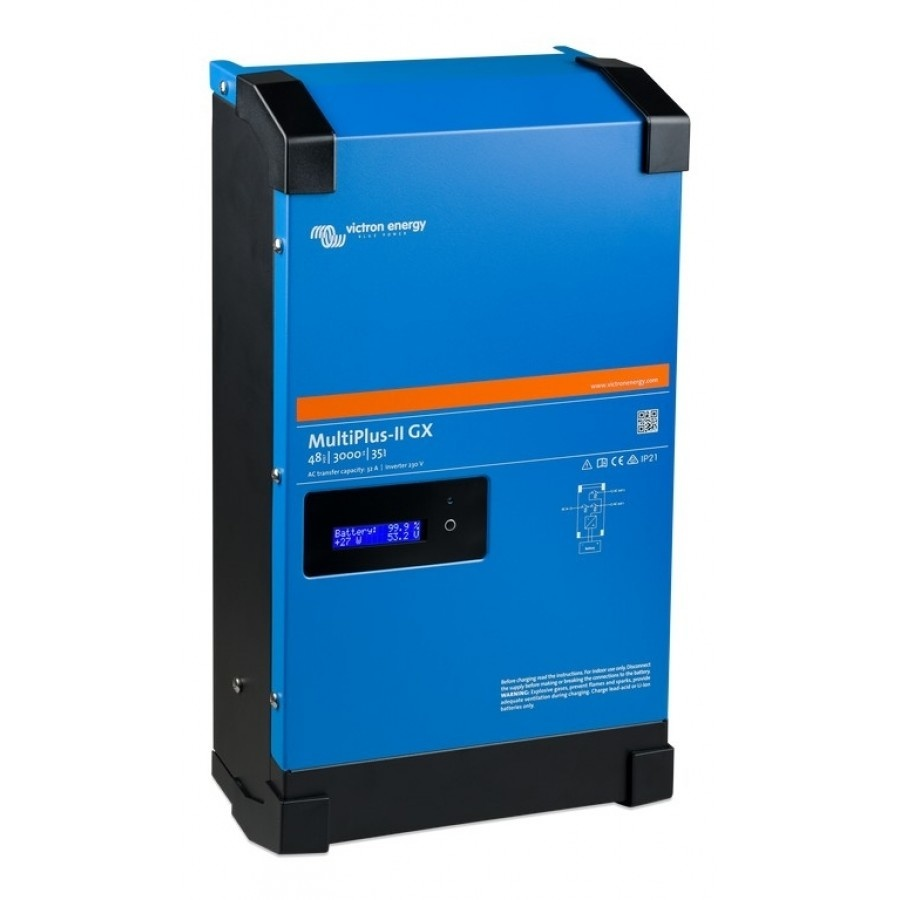 Victron acculader MultiPlus
