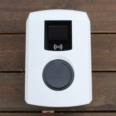 Alfen Eve Single Pro-line - 3 x 16A - Socket - RFID - E-Flux - Load Balancing