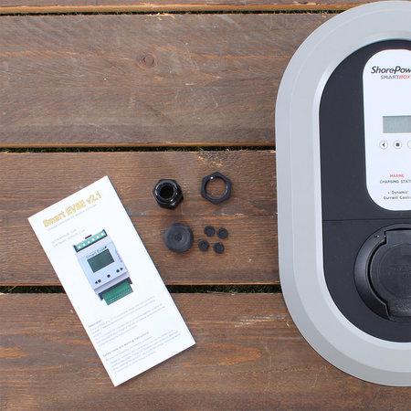 Ratio  Shore Power Smart Box Outlet 32A 1 fase