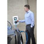 Stroomkosten elektrische auto automatisch verrekenen met leasemaatschappij