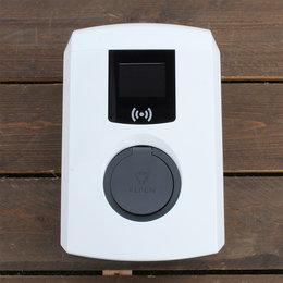 Alfen Eve Single Pro-line - 3 x 32A - Socket - RFID - E-Flux - Load Balancing