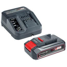 Einhell Power X-Change Starter Kit 18V/2.5A accu + acculader