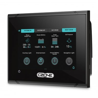 CZone Touch 5 touchscreen WIFI