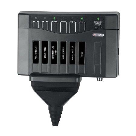 CZone Output Interface (OI) - met aansluiting en beschermhuls - CZone