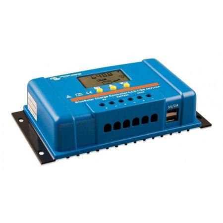 Victron BlueSolar PWM 48V-10A LCD - USB