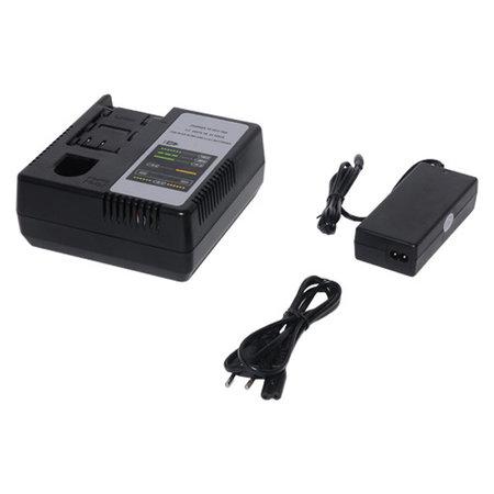 Compatibel Panasonic acculader PAN-CH01 voor Panasonic 7,2-24V 1,5A