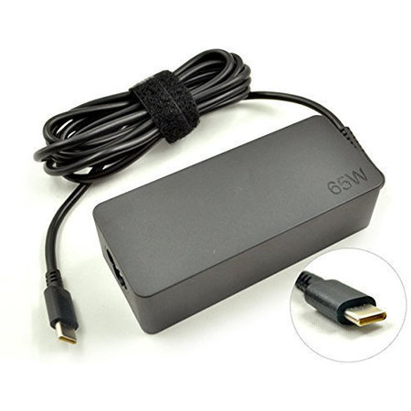 Lenovo Standard AC Adapter 65W USB voor ThinkPad | Smart Voltage